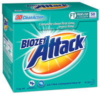 Biozet Attack Powder