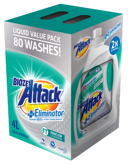 Biozet Attack PLUS Eliminator Value Pack